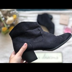 Faded Glory Shoes - ⚠️ 50% OFF FADED GLORY CUTE BOOTIES SIZE 10